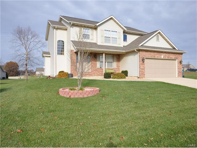 682 Vinci Drive, Caseyville, IL 62232 (#17091225) :: Fusion Realty, LLC