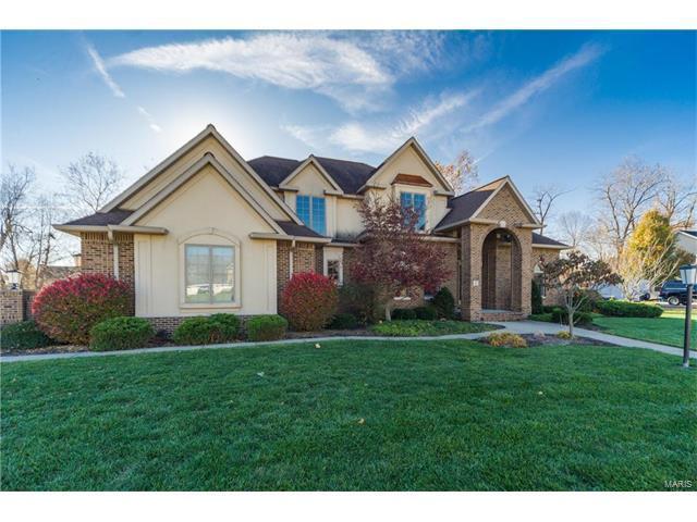 513 Maranda Estates, Shiloh, IL 62221 (#17091236) :: Fusion Realty, LLC