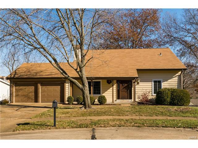 822 Samone Court, Manchester, MO 63021 (#17091331) :: The Kathy Helbig Group