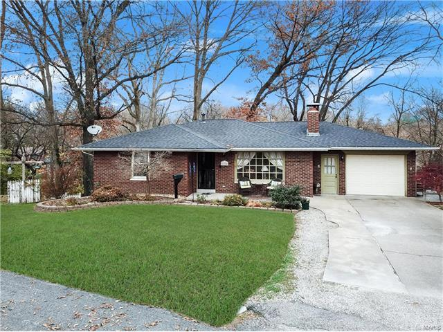 136 Kenwood, Collinsville, IL 62234 (#17091678) :: Holden Realty Group - RE/MAX Preferred