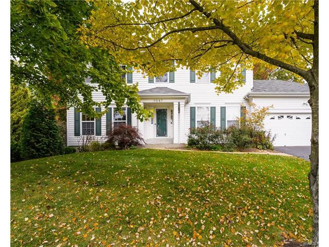 1047 Huthmaker Avenue, Kirkwood, MO 63122 (#17091710) :: RE/MAX Vision