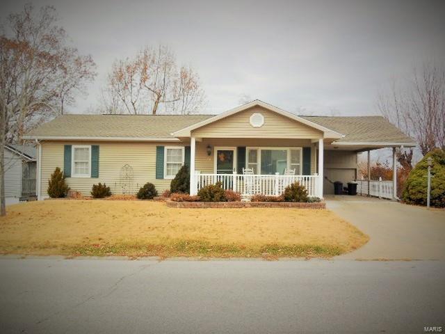 25 Ridgewood, Hannibal, MO 63401 (#17091839) :: Clarity Street Realty