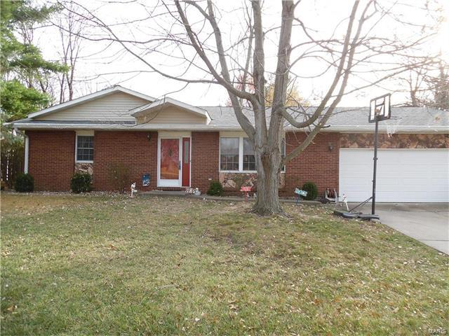 232 Beau Gon Avenue, Swansea, IL 62226 (#17091847) :: Holden Realty Group - RE/MAX Preferred