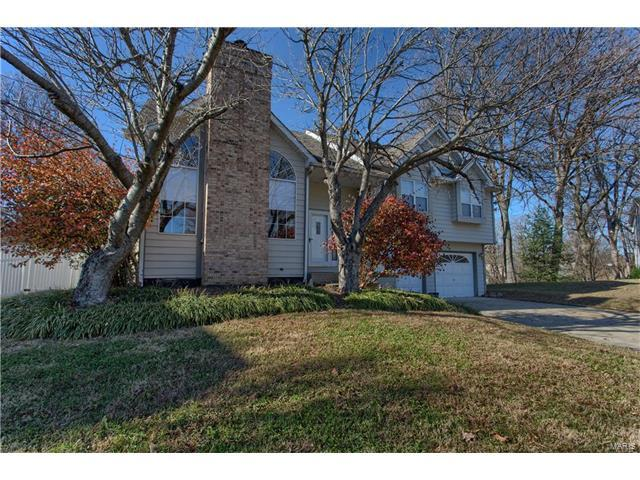 3 Cedar Point, Collinsville, IL 62234 (#17091852) :: Holden Realty Group - RE/MAX Preferred