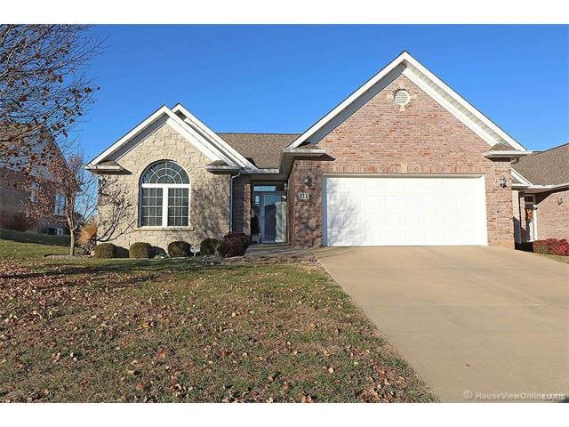 511 Wynnfield Lane, Farmington, MO 63640 (#17093338) :: Sue Martin Team