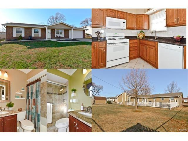911 Brands Hatch Lane, Saint Charles, MO 63303 (#17093445) :: The Kathy Helbig Group
