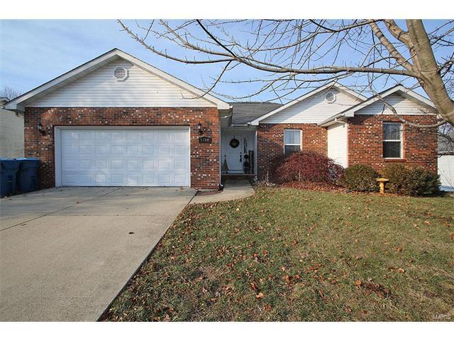 1189 Tampico, Edwardsville, IL 62025 (#17093671) :: Fusion Realty, LLC