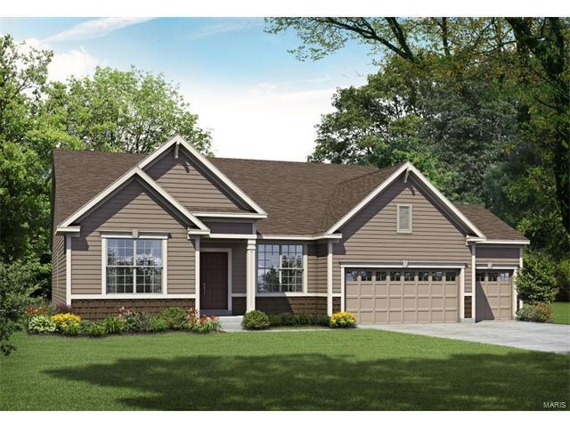 1 Ashton II @ Bluff At Crim Oaks, Lake St Louis, MO 63367 (#17093734) :: The Kathy Helbig Group