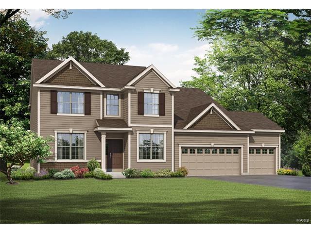 1 Montego II@ Bluff At Crim Oaks, Lake St Louis, MO 63367 (#17093738) :: The Kathy Helbig Group