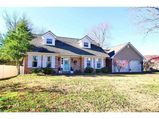 2105 Timothy Circle, Cape Girardeau, MO 63701 (#17093789) :: Clarity Street Realty