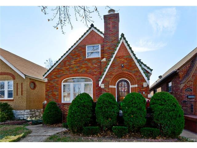 5640 Walsh Street, St Louis, MO 63109 (#17093939) :: Clarity Street Realty