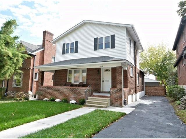 7468 Cornell Avenue, St Louis, MO 63130 (#17093985) :: Clarity Street Realty