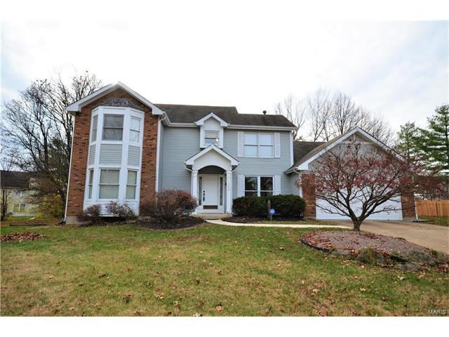 1208 Cannonade Court, Florissant, MO 63034 (#17093990) :: Clarity Street Realty