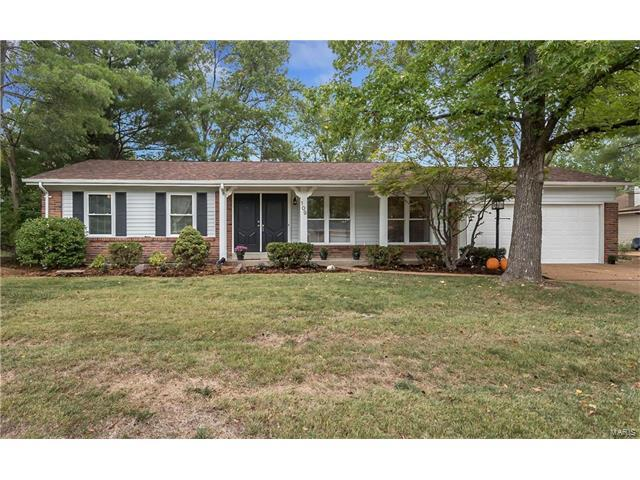 109 Whitewater, Manchester, MO 63011 (#17094094) :: The Kathy Helbig Group