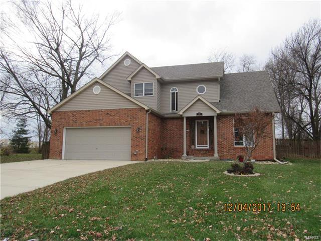 20 Timber Meadows Place, Edwardsville, IL 62025 (#17094229) :: Fusion Realty, LLC