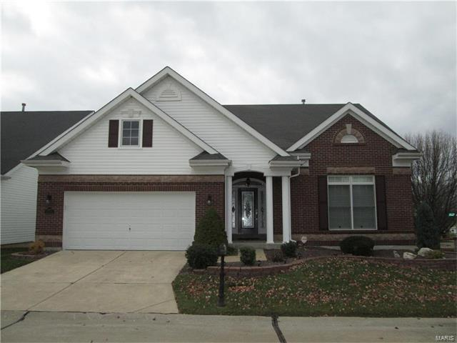 12601 Jane Denny, St Louis, MO 63128 (#17094243) :: Carrington Real Estate Services