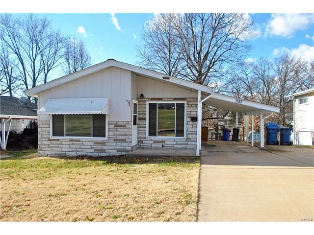 337 Sulphur Spring Road, Manchester, MO 63021 (#17094368) :: The Kathy Helbig Group