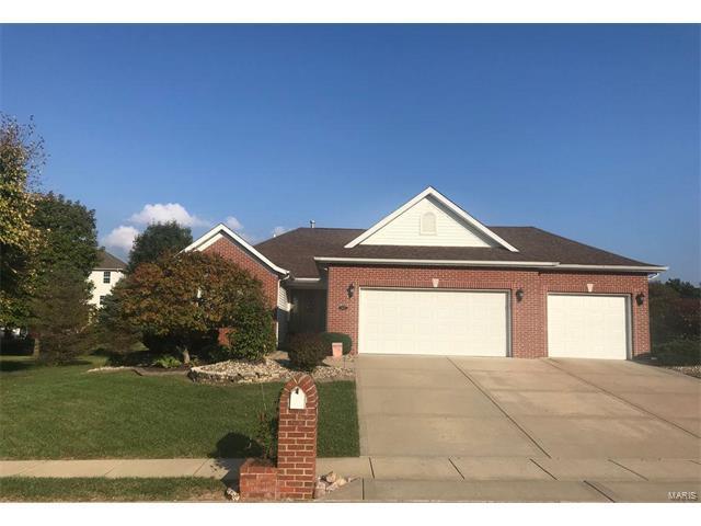 2411 Doral Court, Edwardsville, IL 62025 (#17094417) :: Fusion Realty, LLC