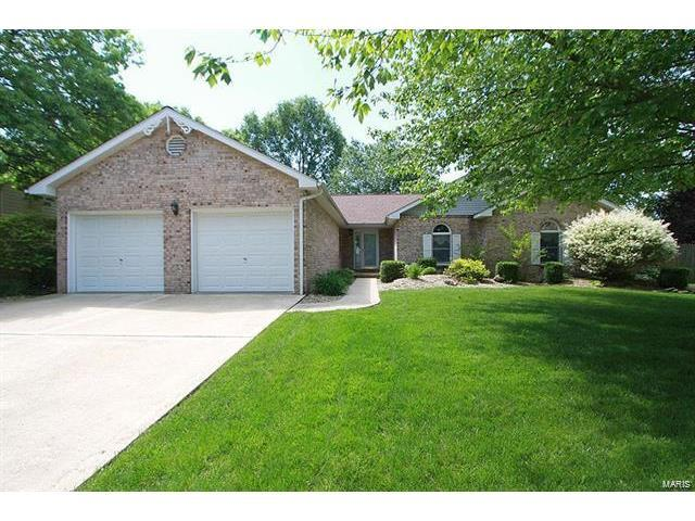 20 Ernst Drive, Glen Carbon, IL 62034 (#17094553) :: Fusion Realty, LLC