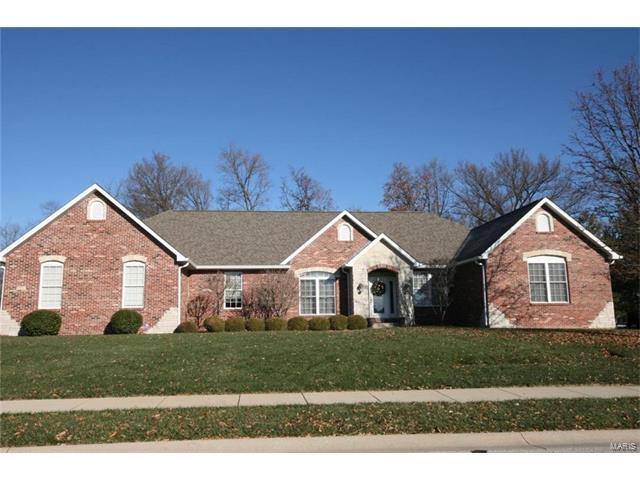 8407 Braeswood Estates Drive, O'Fallon, IL 62269 (#17094565) :: Fusion Realty, LLC