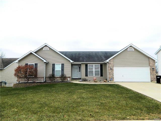 311 Glen Forest Drive, Troy, MO 63379 (#17094571) :: Holden Realty Group - RE/MAX Preferred