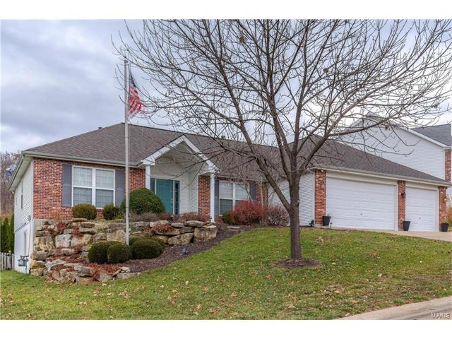 16865 Enderbush Lane, Eureka, MO 63025 (#17094638) :: RE/MAX Vision