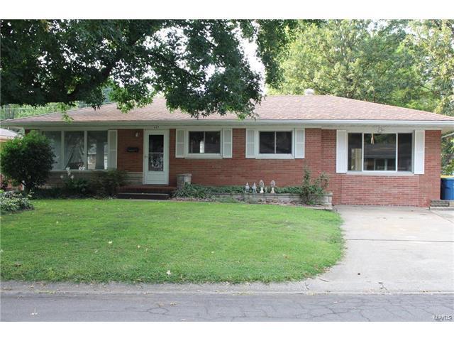 617 Roanoke, Edwardsville, IL 62025 (#17094698) :: Fusion Realty, LLC