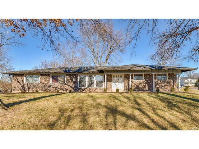823 Big Bend Woods Drive, Manchester, MO 63021 (#17094731) :: The Kathy Helbig Group