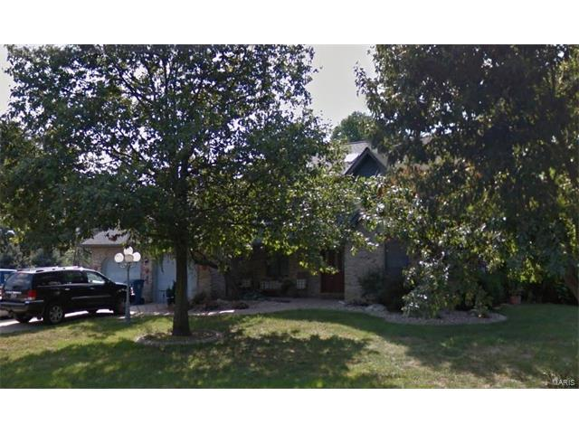 7 Tall Oaks Drive, Troy, IL 62294 (#17094819) :: Holden Realty Group - RE/MAX Preferred