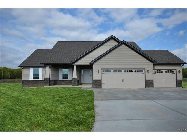 508 Long Train Drive, Troy, MO 63379 (#17094827) :: Holden Realty Group - RE/MAX Preferred