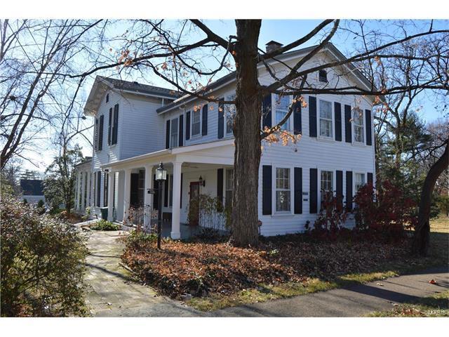 306 E Jefferson Avenue, Kirkwood, MO 63122 (#17094935) :: RE/MAX Vision
