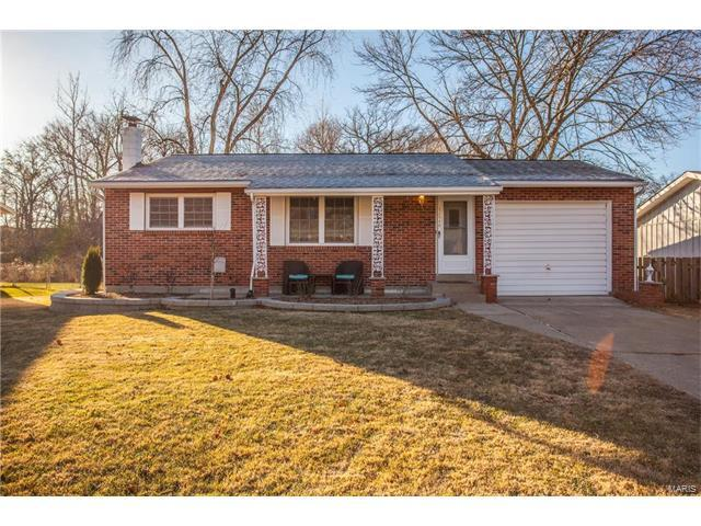 11510 Wylwood, Maryland Heights, MO 63043 (#17094957) :: RE/MAX Vision