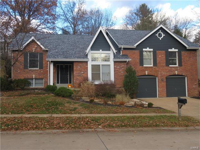 14367 White Birch Valley Lane, Chesterfield, MO 63017 (#17095055) :: The Kathy Helbig Group