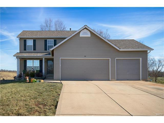 193 Whitetail Crossing Drive, Troy, MO 63379 (#17095057) :: Holden Realty Group - RE/MAX Preferred