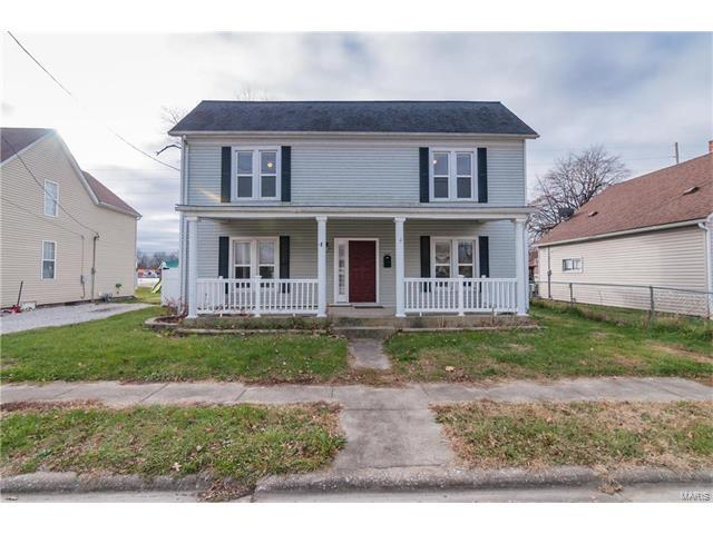107 E Washington Street, O'Fallon, IL 62269 (#17095098) :: Fusion Realty, LLC