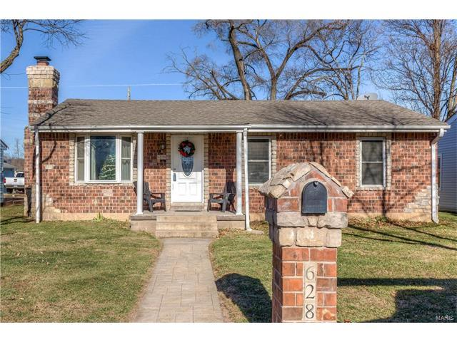 628 Leonard Avenue, Valley Park, MO 63088 (#17095103) :: RE/MAX Vision