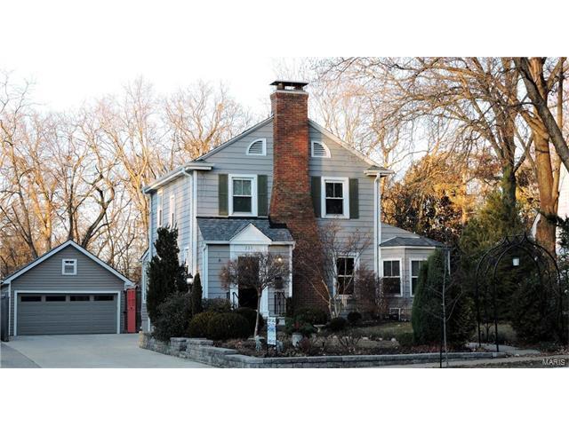 237 Peeke Avenue, Kirkwood, MO 63122 (#17095123) :: RE/MAX Vision