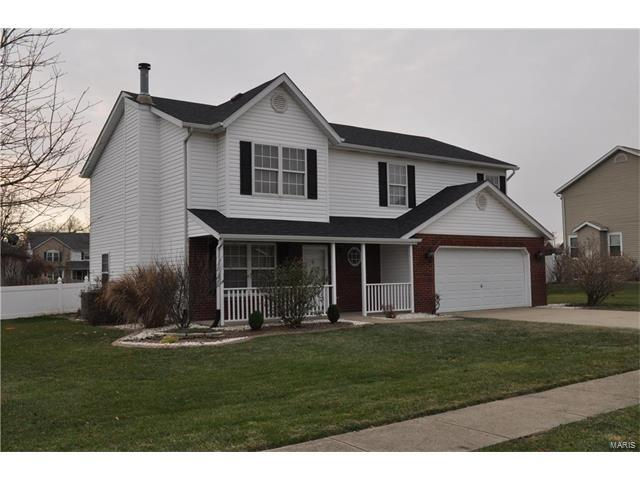 216 Remington Court, Troy, IL 62294 (#17095146) :: Fusion Realty, LLC