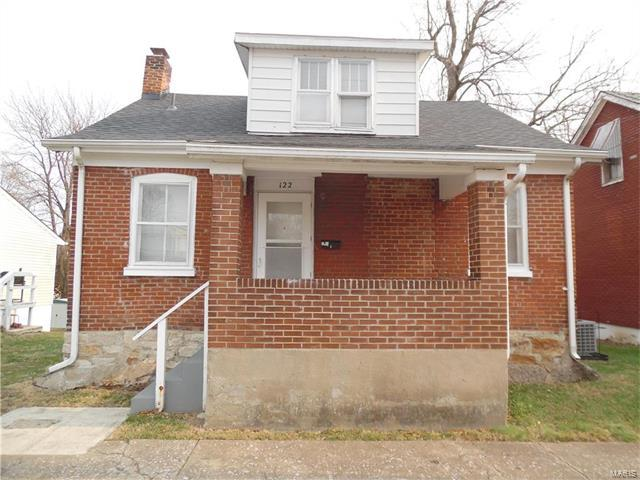 122 N 8th Street, Belleville, IL 62220 (#17095170) :: Holden Realty Group - RE/MAX Preferred