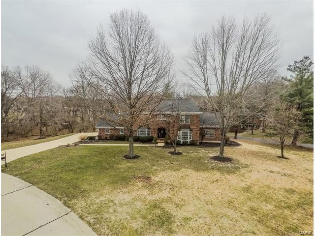 9814 Sunset Greens Drive, Sunset Hills, MO 63127 (#17095180) :: St. Louis Realty