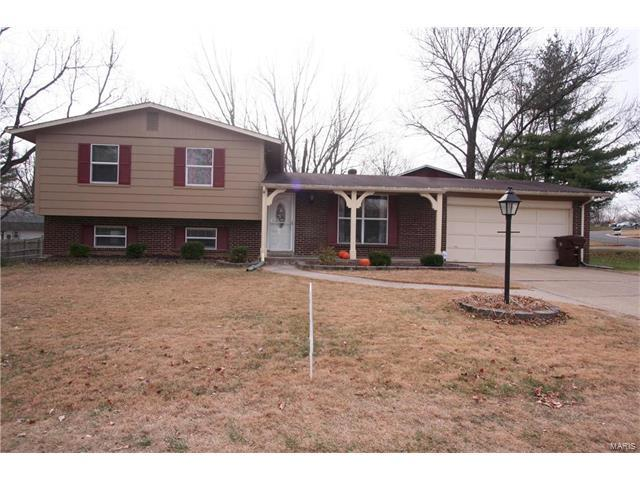 2 Oak Hill Lane, Saint Peters, MO 63376 (#17095200) :: RE/MAX Vision