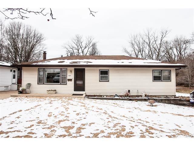 10111 Toelle Lane, St Louis, MO 63137 (#17095255) :: Sue Martin Team