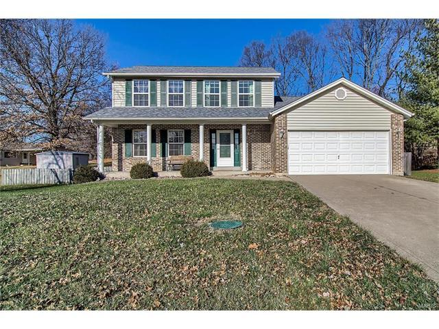 641 Emerald Meadows Court, Saint Charles, MO 63304 (#17095319) :: The Kathy Helbig Group