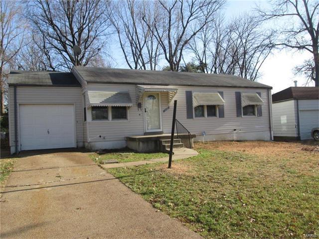 1000 Addison Drive, St Louis, MO 63137 (#17095329) :: RE/MAX Vision