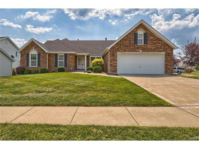 936 Lafayette Landing Drive, Saint Charles, MO 63303 (#17095343) :: RE/MAX Vision