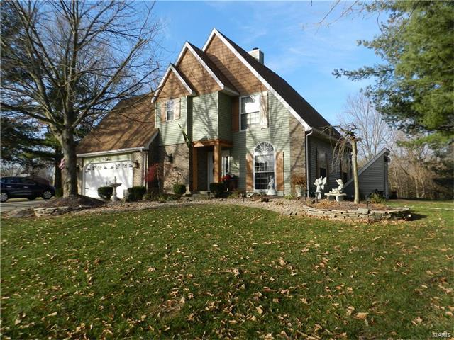 516 Nottingham Drive, Troy, IL 62294 (#17095360) :: Holden Realty Group - RE/MAX Preferred