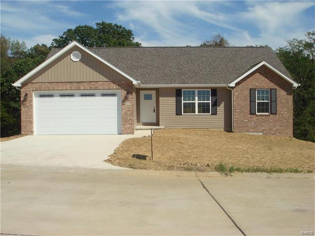 159 Vista Vallarta, Union, MO 63084 (#17095374) :: Holden Realty Group - RE/MAX Preferred