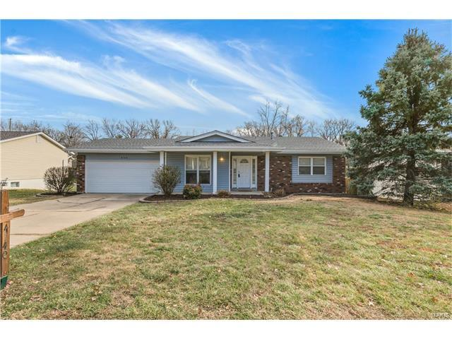 4140 Bridgehampton Drive, Saint Charles, MO 63304 (#17095384) :: RE/MAX Vision