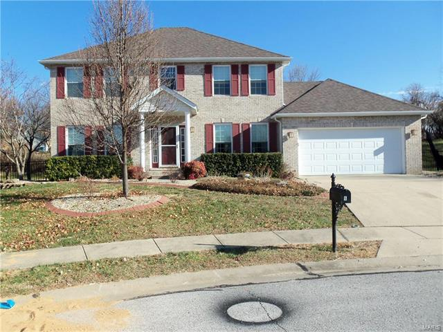 6 Delta Drive, Collinsville, IL 62234 (#17095548) :: Clarity Street Realty