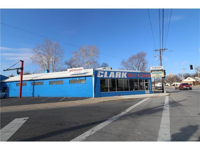 201 W St. Louis Avenue, East Alton, IL 62024 (#17095889) :: Fusion Realty, LLC